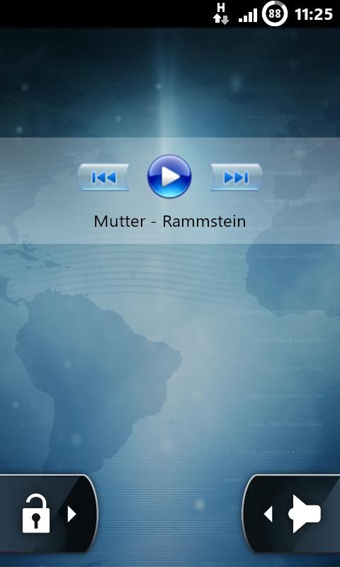 Phantom Music Control Pro - screenshot