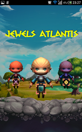 Jewels Atlantis