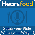 Hearsfood Voice Weight Control icon