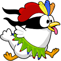 Ninja Chicken Ooga Booga download