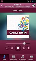 Screenshot of Radyo 7