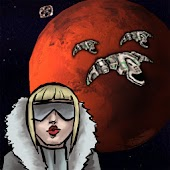 Mars Defender: Space RPG