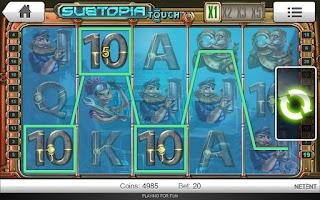 Screenshot of Subtopia Free Slots - Pokies