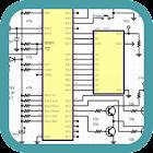 palmDraft Electronics CAD icon