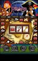 Screenshot of Pirate Slot Machine HD