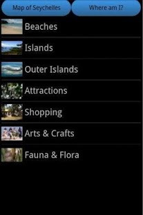 Seychelles Travel Guide & Map- screenshot thumbnail