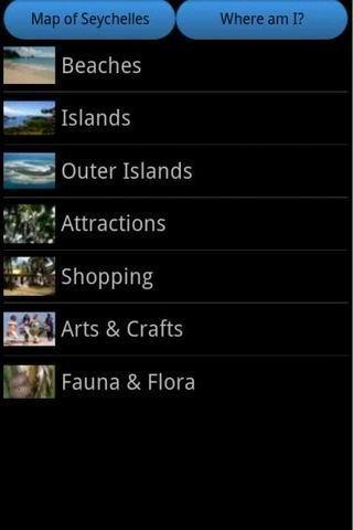 Seychelles Travel Guide & Map - screenshot