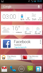 Now Cards UI UCCW Skin - screenshot thumbnail