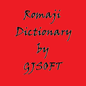 Romaji Japanese Dictionary icon