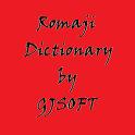 Romaji Japanese Dictionary icon