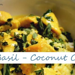 Simple Thai Basil – Coconut Chicken