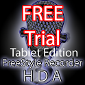 FreeStyle Recorder Tablet FREE icon