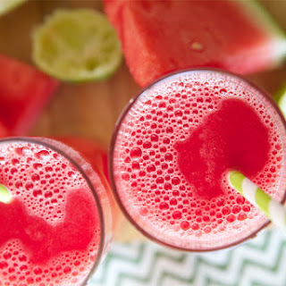 Cool Watermelon Refresher.