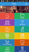 Screenshot of Riyadh Hotels Map & Guide
