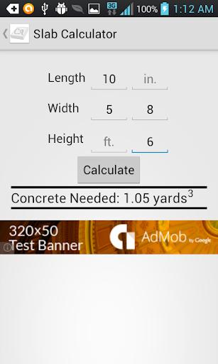 Concrete Assistant