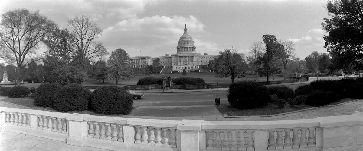 U.S. Capitol Bldg. Front And Back Sides