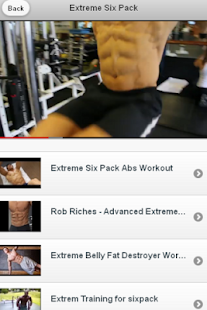 How to Get a Six Pack - screenshot thumbnail