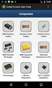 Droid Circuit Calc Pro v3.4