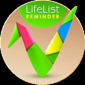Lifelist список вещей в дорогу