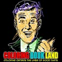 Coloring Book Land logo