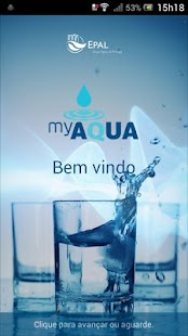 myAQUA- screenshot thumbnail