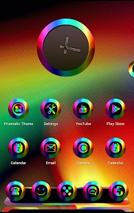 Prismatic Next Launcher Theme