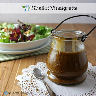 Roasted Shallot Vinaigrette.