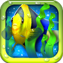 Tropical Fish Live Wallpaper icon