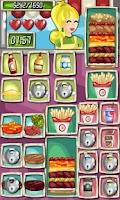 Screenshot of Super Sandwich Rush
