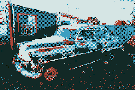 8Bit Photo Lab, Retro Effects 1.6.3 screenshot 77428