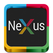 Nexus metal-Launcher theme