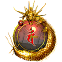 SkyDragon ClockWidget logo
