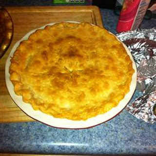 Bob's Pineapple Pie