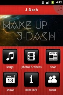 J-Dash - screenshot thumbnail
