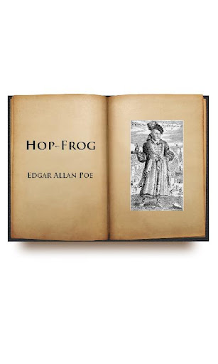 Hop Frog by Edgar Allan Poe