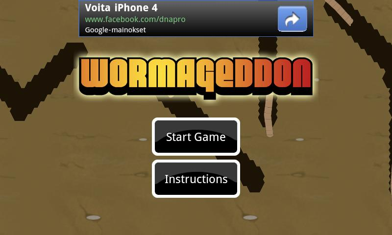 Wormageddon - screenshot