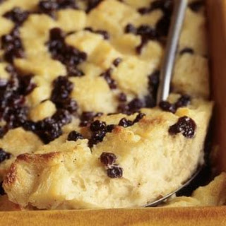 Currant Bread Pudding