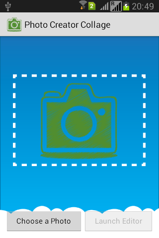 Smart Photo Collage