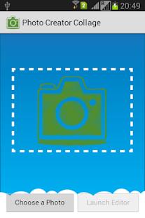 Smart Photo Collage screenshot