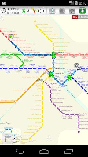 Delhi Metro 24