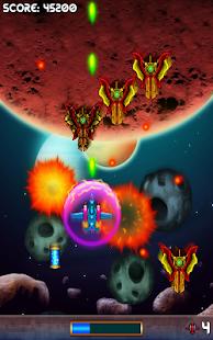 Invaders Strike 街機 App-癮科技App