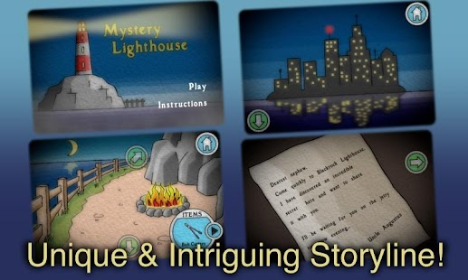 Mystery Lighthouse - screenshot thumbnail