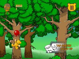 Screenshot of Teddy Honey Hunting