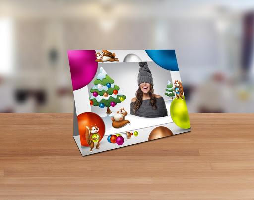 Vánoční přání Metropole Zličín