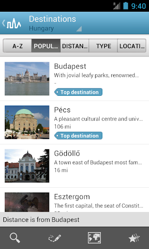 Hungary Guide by Triposo