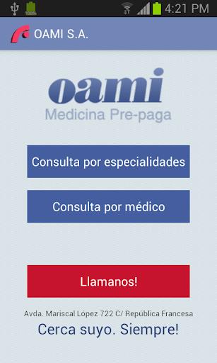 Oami App