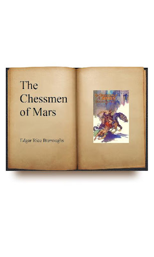 The Chessmen of Mars audiobook
