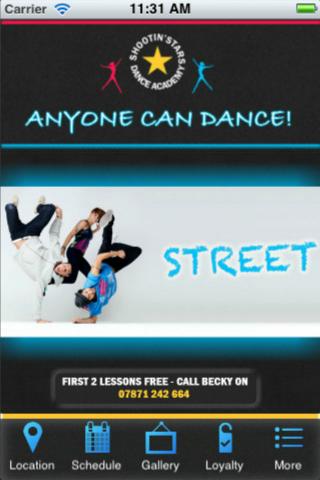 Shooting Stars Dance Academy