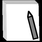 Transparent Memo icon