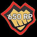 RP 생성기 - 문상, RP, 롤, 스킨 icon